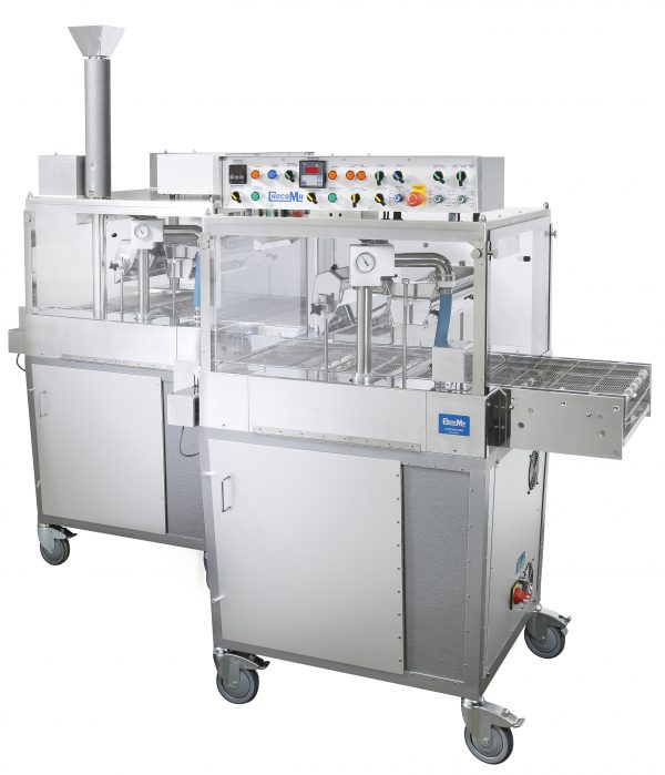 2MPXX, Chocolate manufacturing machine