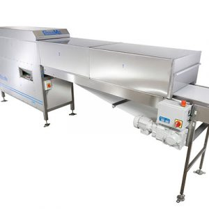 C + CS COOLING TUNNEL, Chocolate manufacturing machine