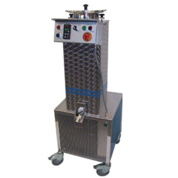 6T20CD TEMPERER, Chocolate manufacturing machine